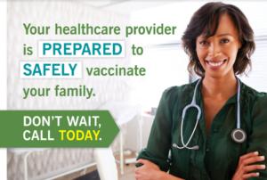 Vaccine Confidence Postcard 1